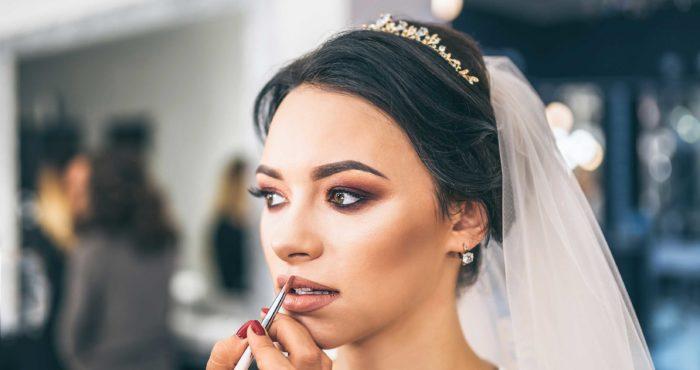 Tygodniowa szkoła makijażu ślubnego