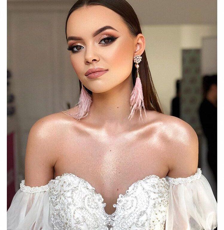 """Makijaż ślubny PRO """"Classic Wedding Make up"""" z Marzeną Tarasiewicz"""