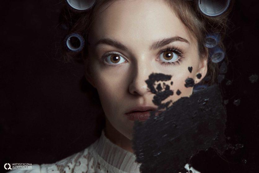 Sesja zdjęciowa makeup no makeup