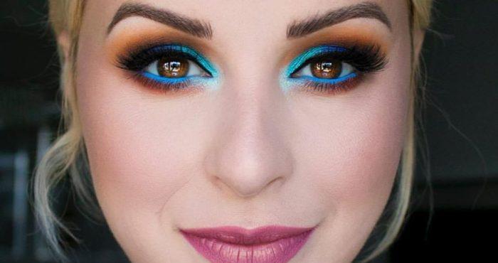 """Makijażu ślubny """"Glow Colour"""" ze Zmalowaną"""