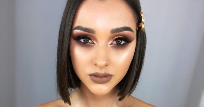 Glamour makeup: makijaż wieczorowy z Roksaną Gajdą