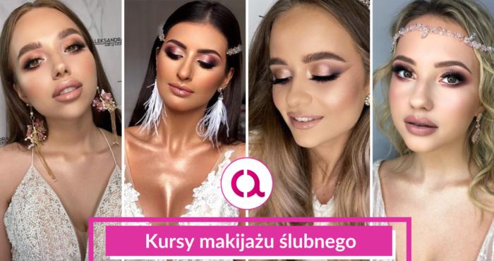 Kursy makijażu ślubnego w Krakowie i w Rzeszowie-harmonogram