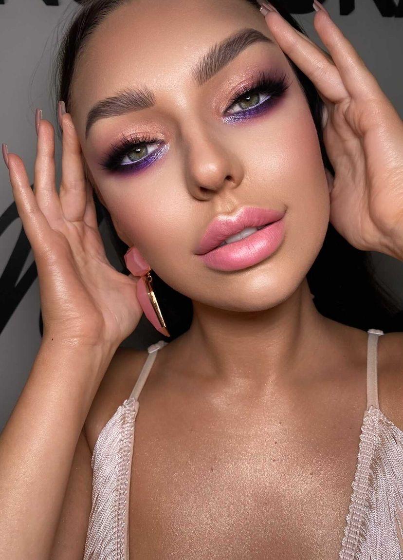 MASTERCLASS z Aleksandrą Kaj: Kurs makijażu wieczorowego z kolorem